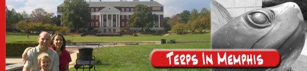 Terps In Memphis