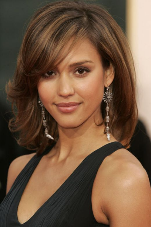 side fringe hairstyles. Fringe Hairstyles Trends for