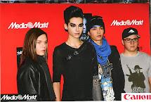 Tokio Hotel; Live Billeder Fra Autografskrivning