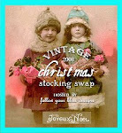 Vintage Christmas Stocking Swap