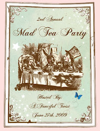 Mad Tea Party Blog Party