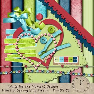 http://waiteforthemomentdesigns.blogspot.com/2009/05/heart-of-spring-cc-freebie.html