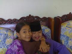 saya dan kakak