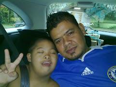 saya dan pakcik Kri