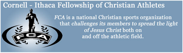 Cornell - Ithaca Fellowship of Christian Athletes