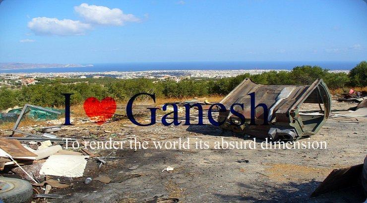 I ♥ Ganesh