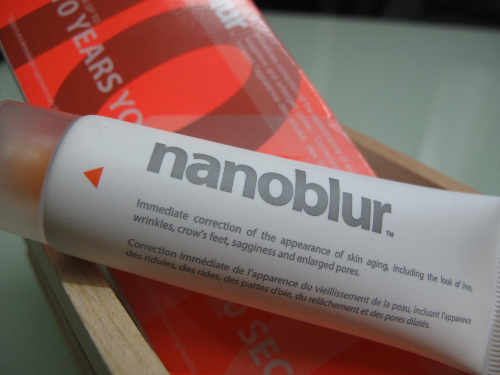 Nanoblur Snoxin 萬寧