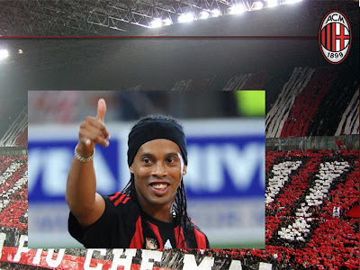 Ronaldinho Ac Milan. Ronaldinho AC Milan