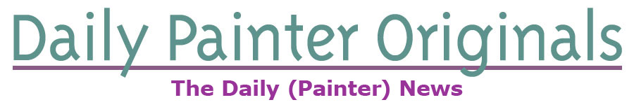 The Daily Painter Originals News