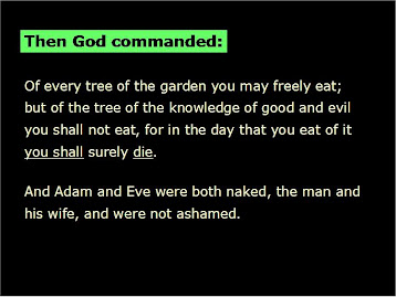 God Commands