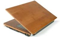 EcoBook, le portable en bambou par Asus
