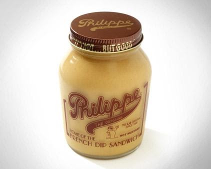 The AnarchAngel : Philippes Hot Mustard