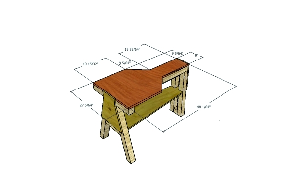 diy portable shooting bench plans – woodguides