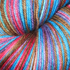 Knit Witch Hand Dyed Yarns