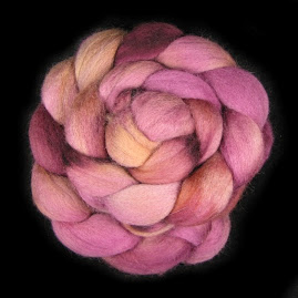 Knit Witch Hand Dyed Roving