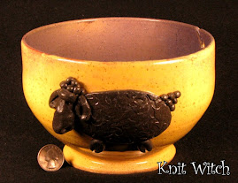 Knit Witch Yarn Bowls