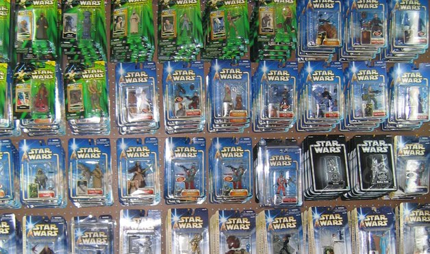 Star Wars Toys Collection World Records