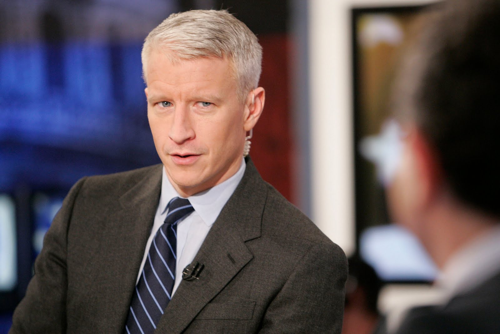anderson cooper coming out essay Cooper's coming out got more attention, but ocean's heralds more social change.