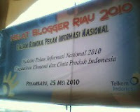 Helat Blogger Riau 2010 - Bertuah.org - Khamardos.blogspot.com