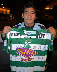 Maradona es de Ferro