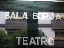 Representamos en la Sala Borja