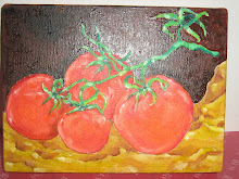 óleo sobre tela  ( 20 x 20 cm )