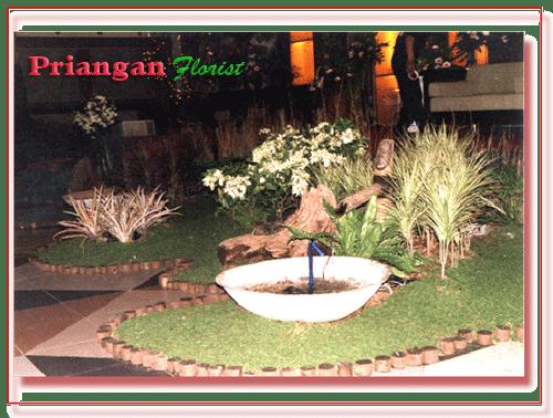dekorasi taman