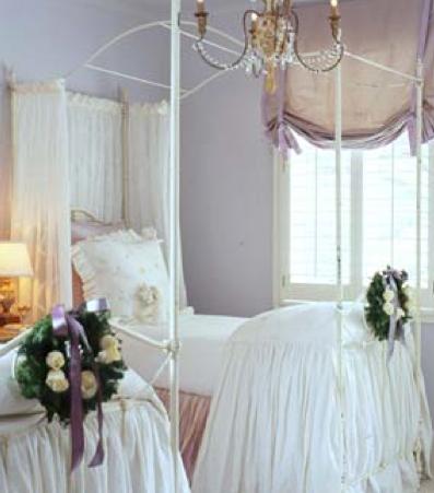 Boiserie & c.: camere da letto   bedroom: lo stile da una ...