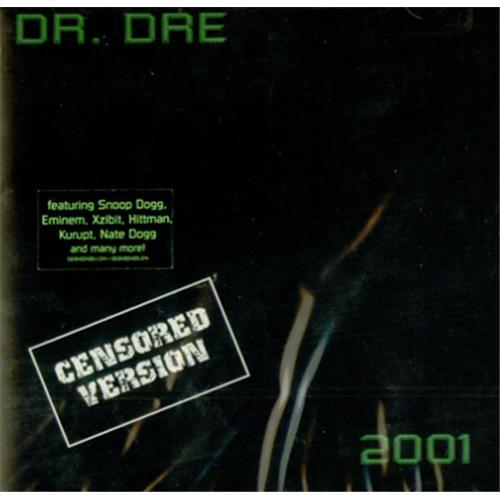 dr dre 2001 album