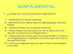 MAPA MENTAL III