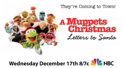 A Muppets Christmas: Letters to Santa (Wednesday, December 17, 2008 @ 8pm on NBC)