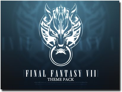 Final Fantasy Themes for Windows
