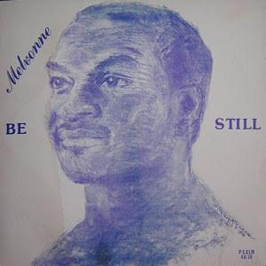 Cover Album of MELVONNE / 1984 / BE STILL