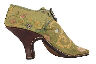 Обувь 19 Века В России