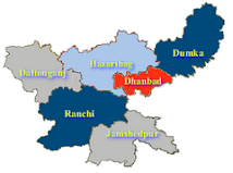 map of koylanchal
