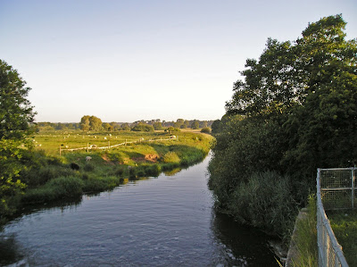 The River Lark at Icklingham