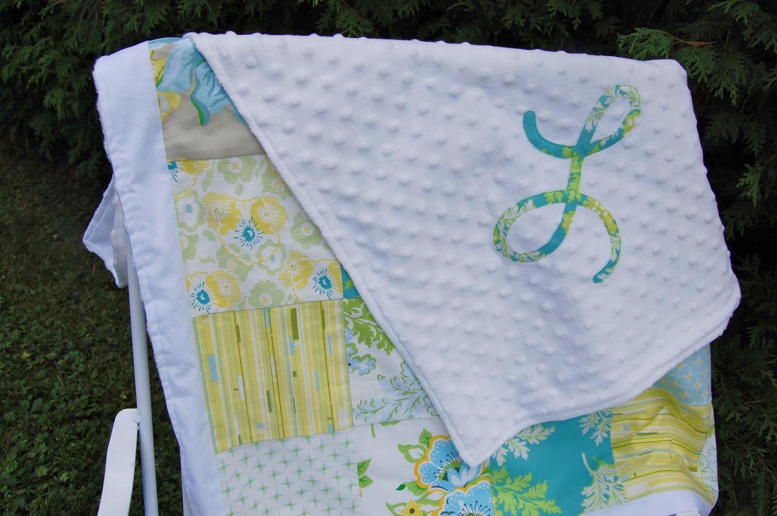 Mama Stellato: Sweet Baby Quilt Tutorial : baby quilt backing - Adamdwight.com
