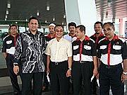 PEMBELA Bersama Pegawai Khas Kepada Menteri Besar Kedah