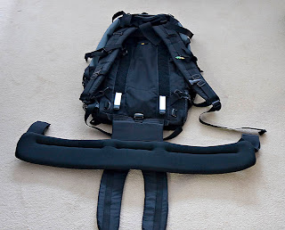 Kinesis journeyman harness