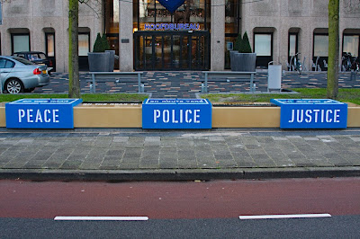 Police HQ, The Hague