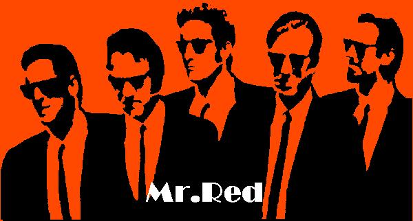 Mr.Red