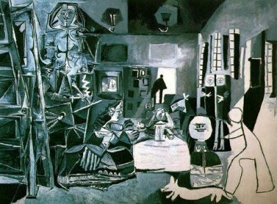 Las Meninas, Pablo Picasso, 1957