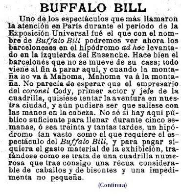 Article a La Vanguardia