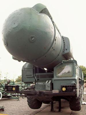 Мобильный ракетный комплекс