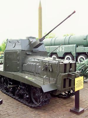 """Самодельный одесский танк """"На испуг"""""""