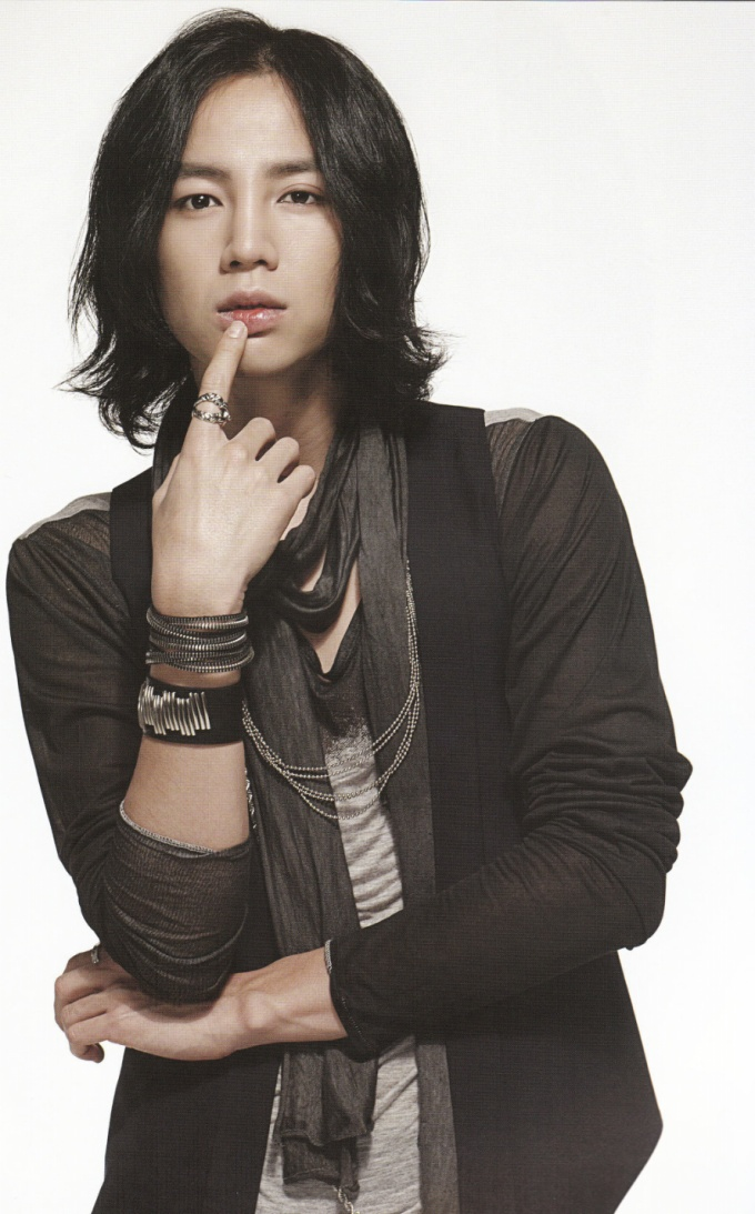 Pasando revistas - Jang Geun Suk Download017n