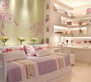 quartos para meninas, decoração de quarto para meninas