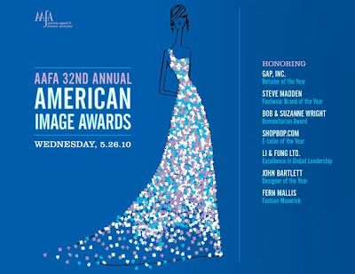 AAFA+AWARDS The AAFA American Image Awards Honor John Bartlett, Steve Madden, Fern Mallis; GAP Inc., and Shopbop.com