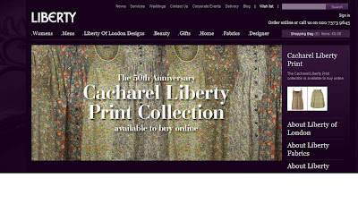 LIBERTY British Invasion: TopShop NY Opens April 2 and Alice Temperley on Gilt April 3