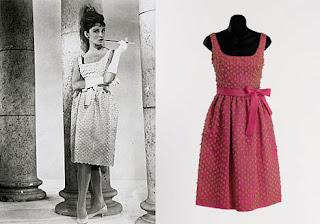 Платья Одри Хепберн выставят на аукционе.
